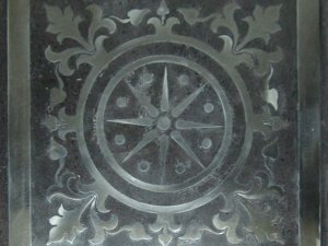 Duramica Metal & Stone Inlay