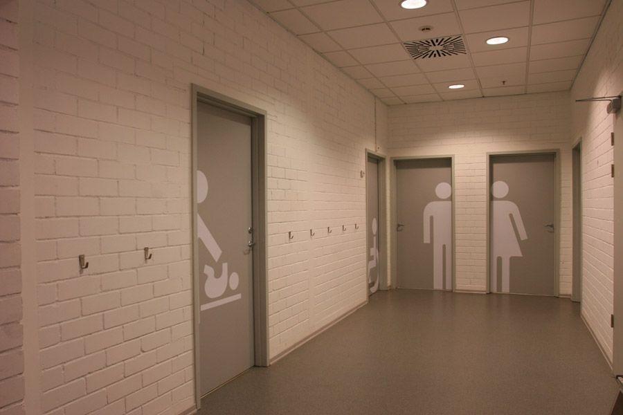 двери входные для общественных помещений