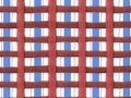 Abet Parade Collection 5753 Massaua Red/Blue